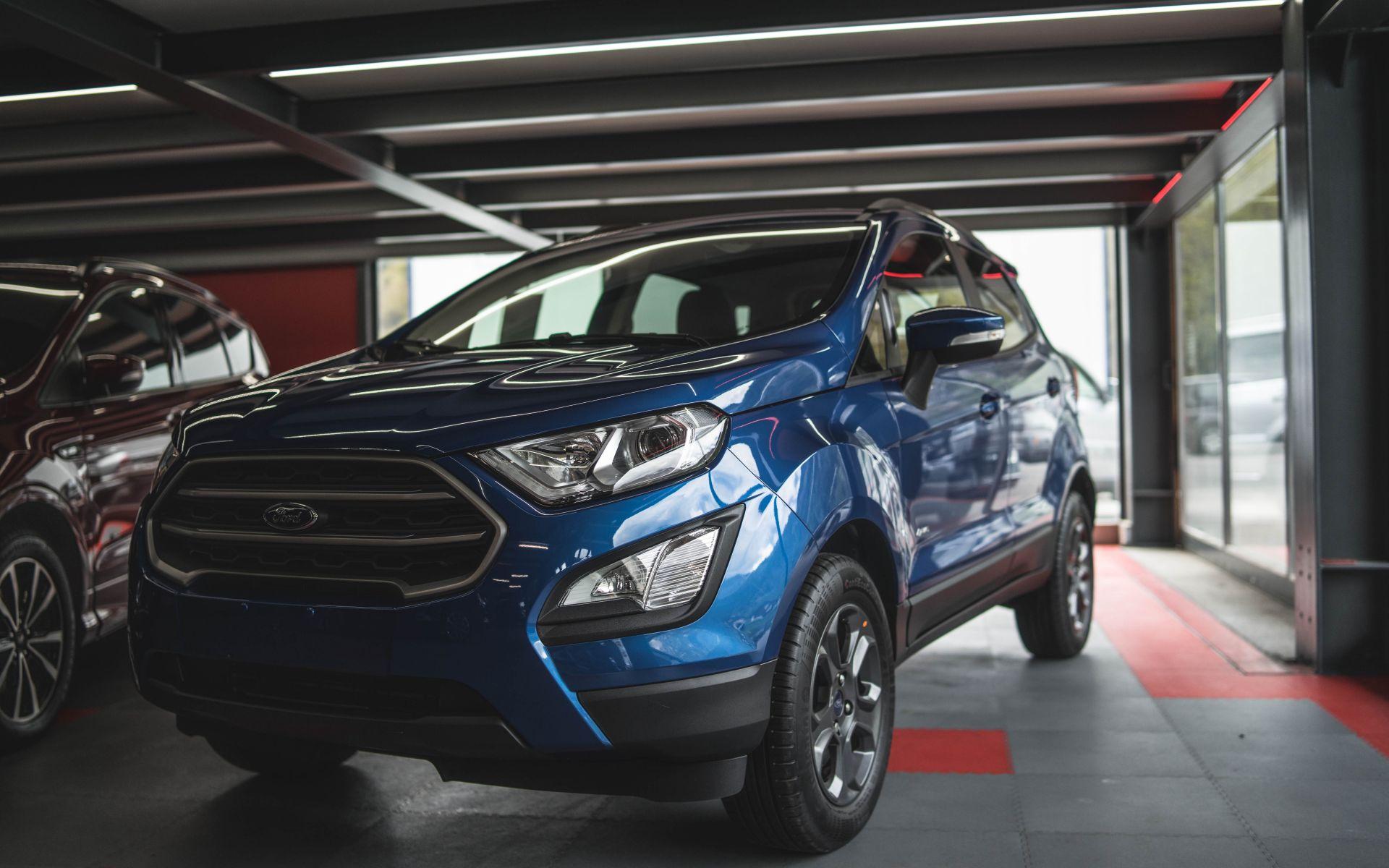 La nouvelle Ford